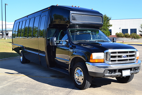 15 Passenger party bus Dallas