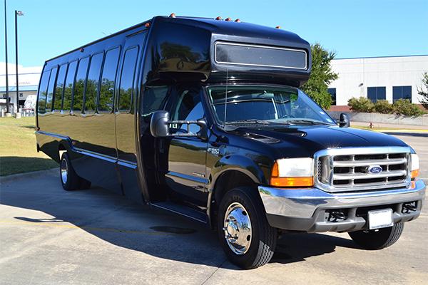 15 Passenger party bus Dallas