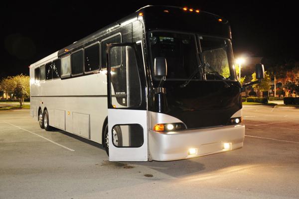 40 passenger party bus Dallas