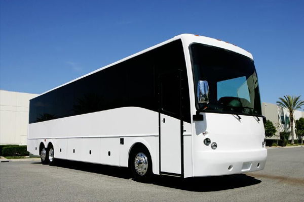50 passenger charter bus rental Dallas