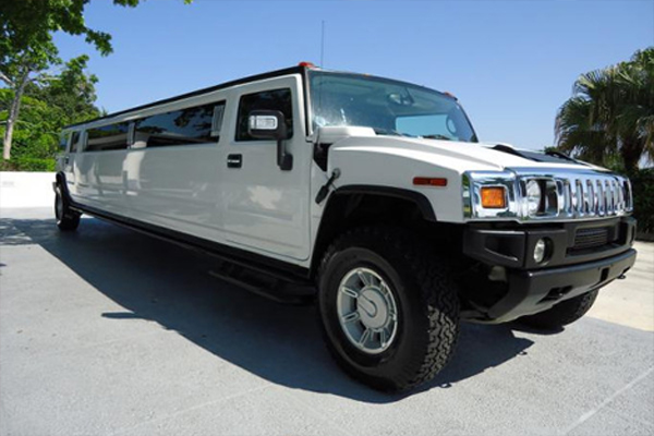 Hummer Dallas limo rental
