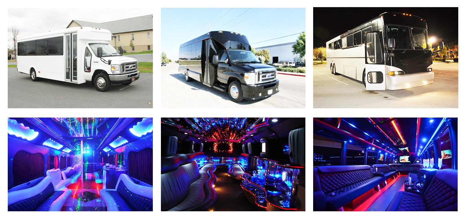 Party Buses Dallas