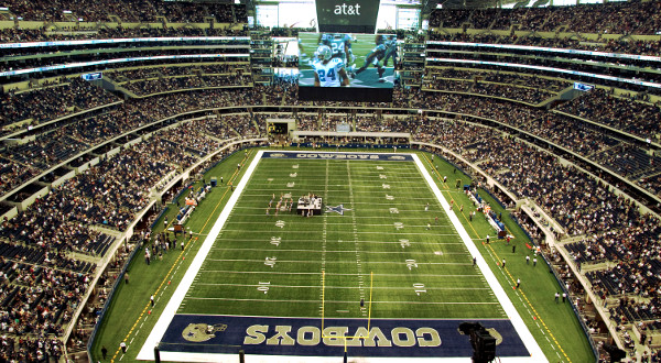 Att Stadium Dallas Cowboys Limo Service