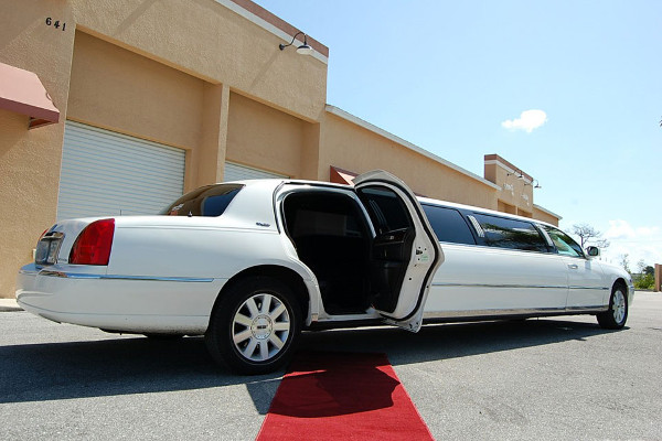 lincoln stretch limo Dallas